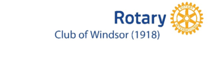 Rotary Club of Windsor (1918) logo