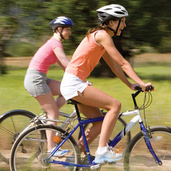 ERCF-Greenway-two-woman-on-bicycles